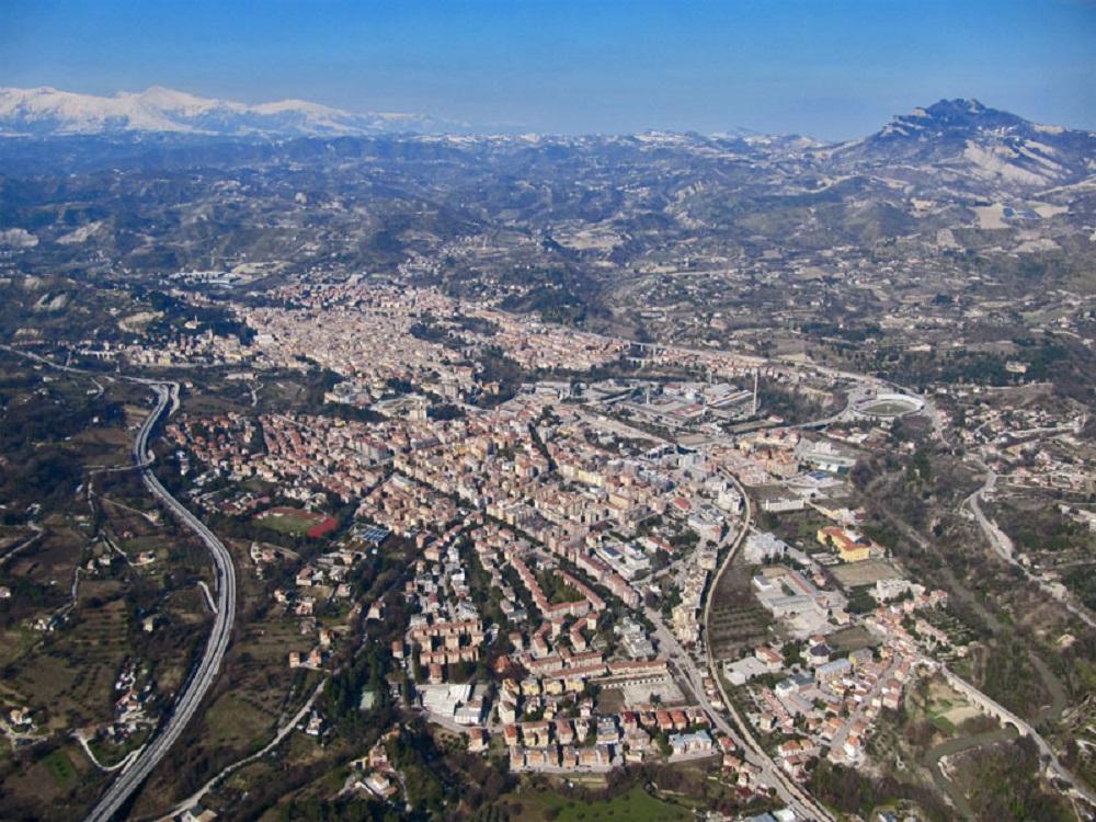 Panoramica Ascoli P.