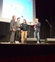 Federico Mazzocchi premiato all'Adriatico film festival 2018