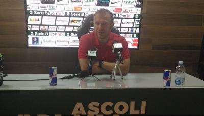 Breda, tecnico del Perugia (foto Chiara Poli)