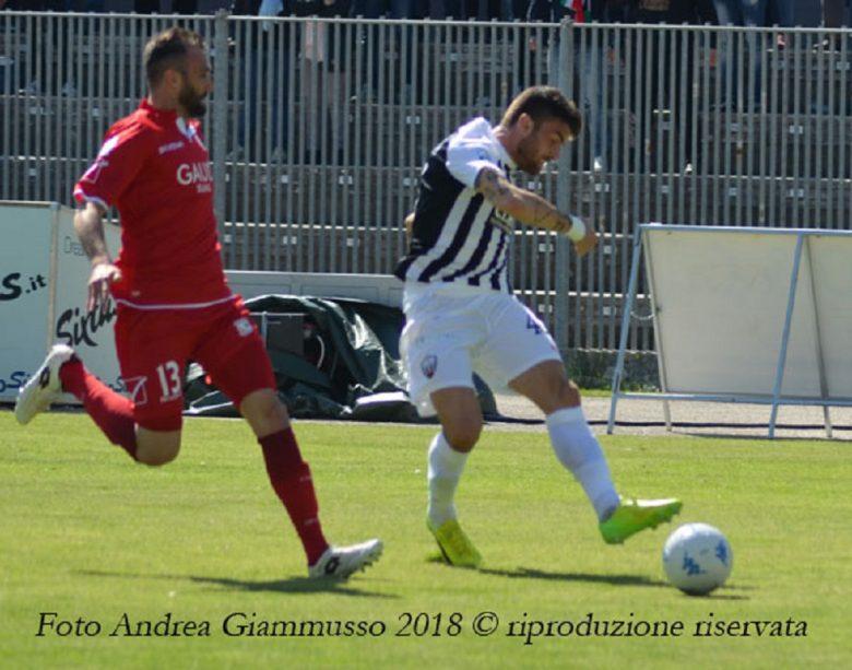 Ascoli-Carpi Goal-di-MonachelloFoto Andrea Giammusso