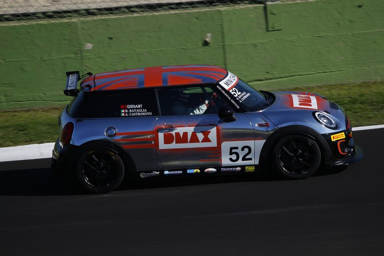 Sassa roll bar partner Mini Challenge