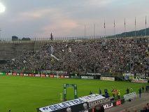 Ascoli vs Entella Curva SUD (foto Roberto Testadura)