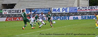 Gol di Pinto - Foto Andrea Giammusso