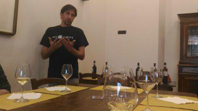 Vini d'Altura degustazione presso Migliori Olive Ascoli