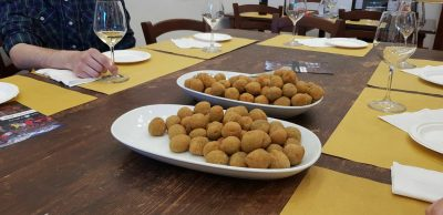 degustazione Olive Ascolane del Piceno DOP - Migliori Olive