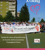 Memorial Per Giusy 2018