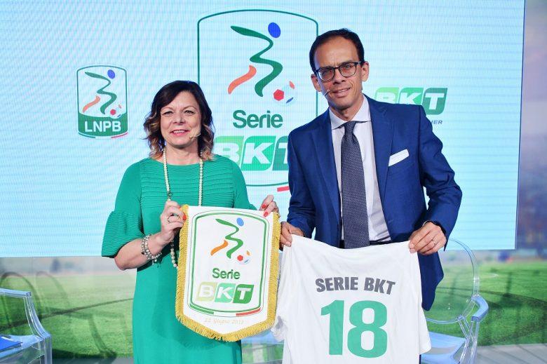 Presentazione nuovo title sponsor della Serie B