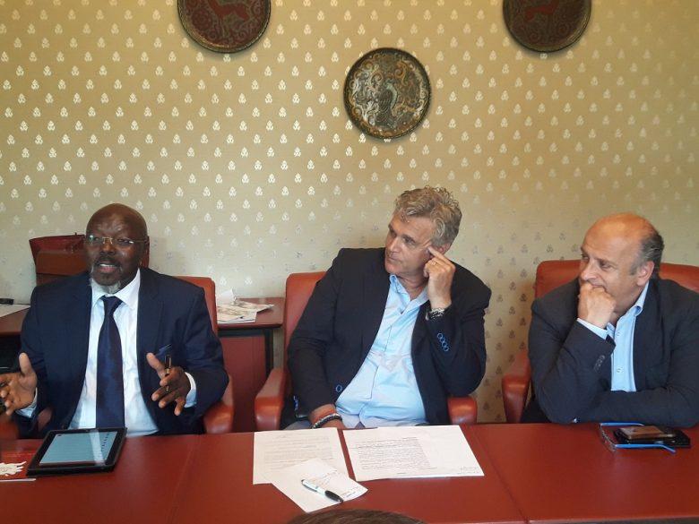 Piceno Promozione progetto Camerun -pesca