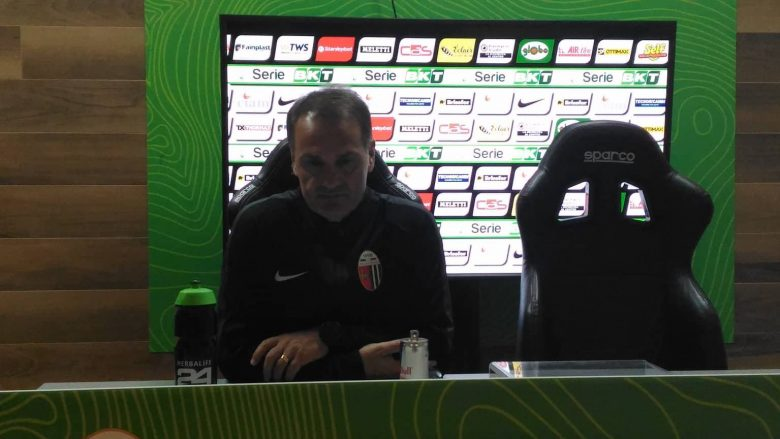 Mister Vivarini, Ascoli Calcio (foto Chiara Poli)