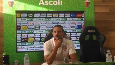 Arini, Cremonese al termine del match con l'Ascoli (foto Chiara Poli)