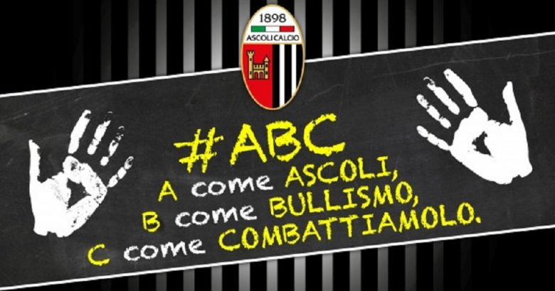 #ABC bullismo, Ascoli Calcio