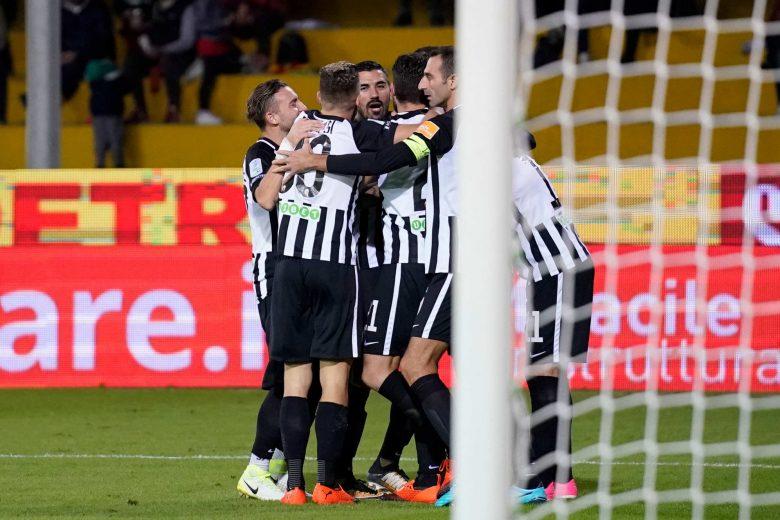 Benevento-Ascoli (foto pagina Facebook Ascoli Calcio)