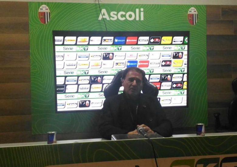 Giuliano Tosti presidente Ascoli Calcio