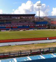 Cosenza, campo di gioco San Vito-Marulla (foto Testadura)