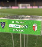 Lecce vs Ascoli (foto pagina Facebook US Lecce official)