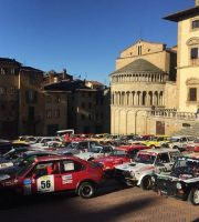 historic rally vallate aretine