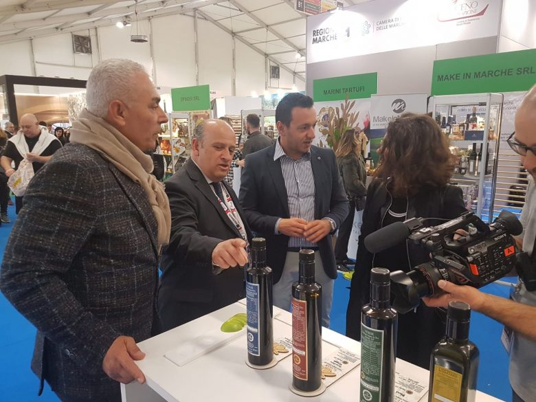 Gino Sabatini, vinitaly 2019