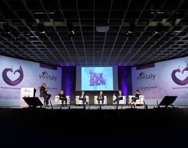 Talk di inaugurazione_ Vinitaly 2019