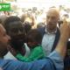 Salvini ad Ascoli, selfie in centro