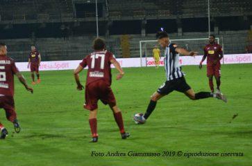Gol Scamacca Ascoli- Trapani