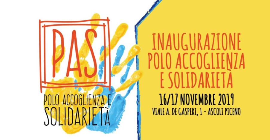 Ascoli, inaugurato il Polo Accoglienza e Solidarietà - Piceno Oggi