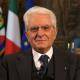 Sergio Mattarella, messaggio alla Nazione