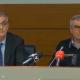 Silvio Brusaferro e Angelo Borrelli