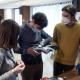 Covid-19 Architettura ad Ascoli respiratori adattati dagli studenti donati alla Regione Marche