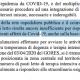 Covid Hospital a Civitanova, convenzione