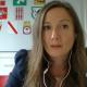 Elena Leonardi durante il consiglio regionale in diretta del 28 aprile