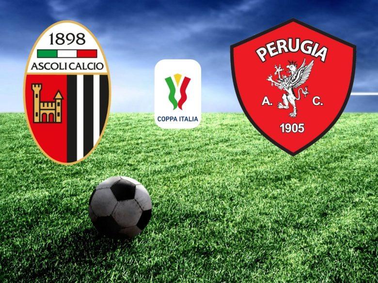 Coppa Italia. Ascoli-Perugia, 1-4. Un brutto Picchio esce ...