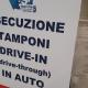 Drive in tamponi coronavirus al Mazzoni di Ascoli