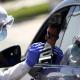 Drive in tamponi coronavirus