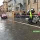 Giro d'Italia ad Ascoli, carovana in piazza Arringo