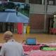 Giro d'Italia ad Ascoli, quartier generale al Palazzetto dello Sport